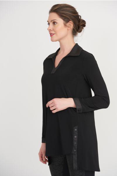 Joseph Ribkoff Black Tunic Style 203599