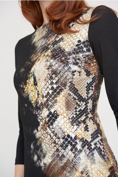 Joseph Ribkoff Multi Dress Style 203653