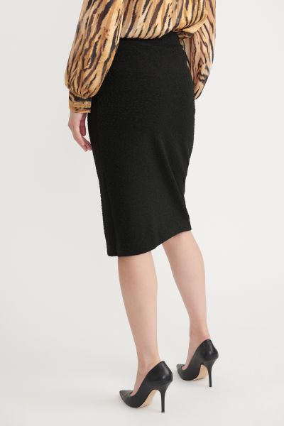 Joseph Ribkoff Black Skirt Style 203707