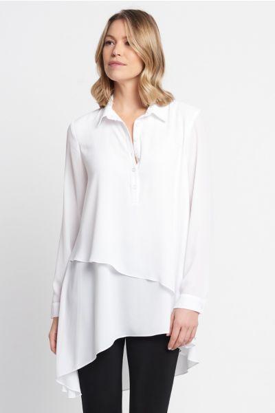 Joseph Ribkoff Off White Tunic Style 204155