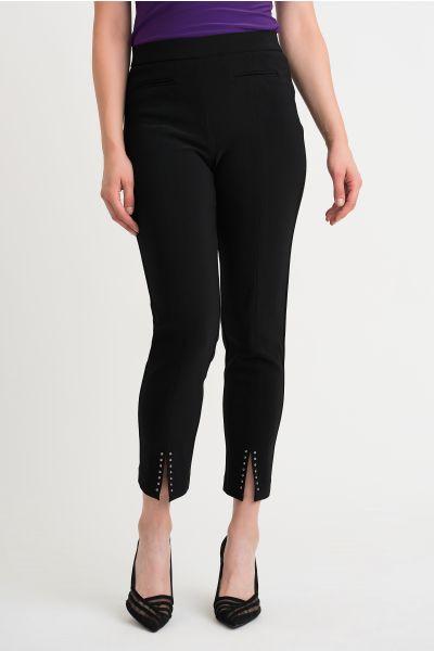Joseph Ribkoff Black Pants Style 204262