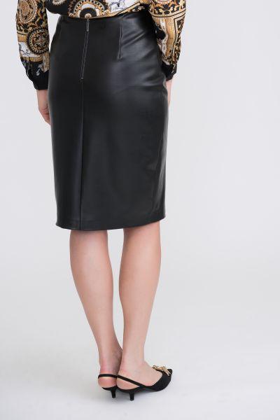 Joseph Ribkoff Black Skirt Style 204405