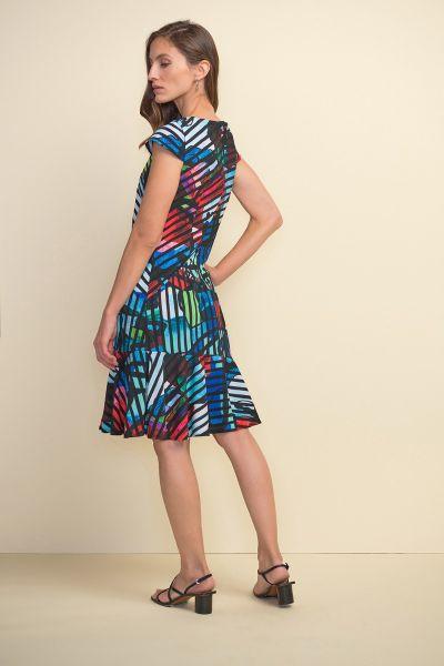 Joseph Ribkoff Multi Dress Style 211009