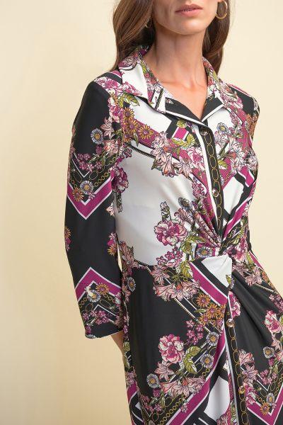 Joseph Ribkoff Multi Dress Style 211024