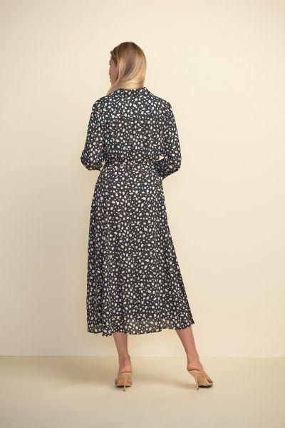 Joseph Ribkoff Black/White Dress Style 211031