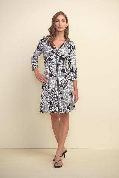 Joseph Ribkoff Multi Dress Style 211041