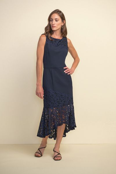 Joseph Ribkoff Midnight Dress Style 211071