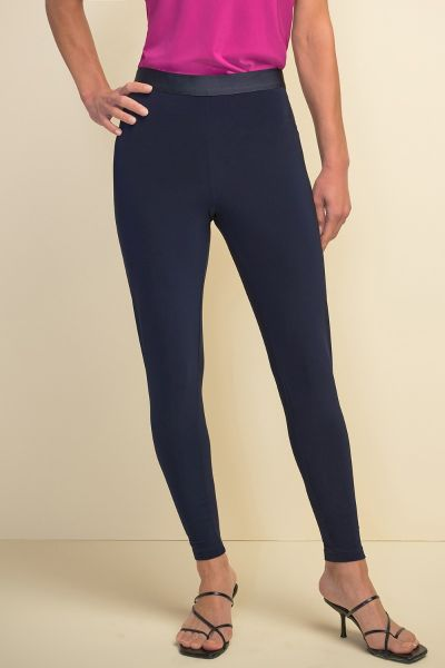 Joseph Ribkoff Midnight Blue Pants Style 211110