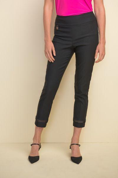 Joseph Ribkoff Black Pants Style 211113