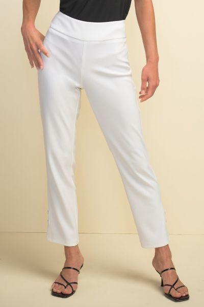 Joseph Ribkoff White Pant Style 211117