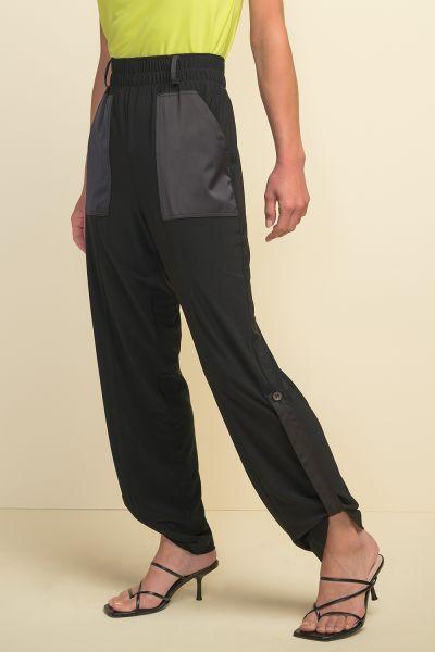 Joseph Ribkoff Black Pant Style 211214