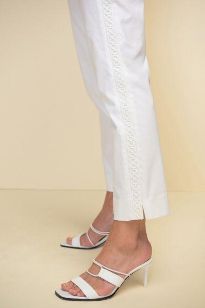 Joseph Ribkoff White Pants Style 211241