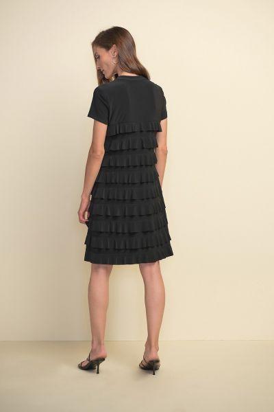 Joseph RIbkoff Black Dress Style 211350