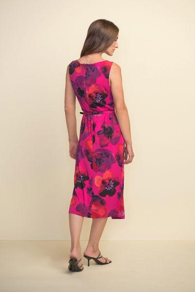 Joseph Ribkoff Pink/Multi Dress Style 211351