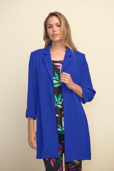 Joseph Ribkoff Royal Sapphire Blazer Style 211361