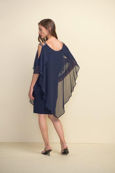 Joseph Ribkoff Midnight Dress Style 211421