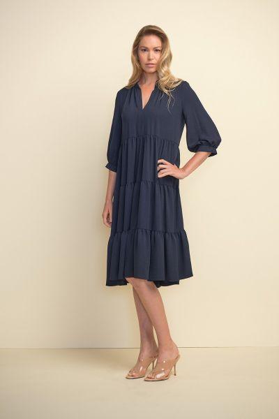 Joseph Ribkoff Midnight Dress Style 211488
