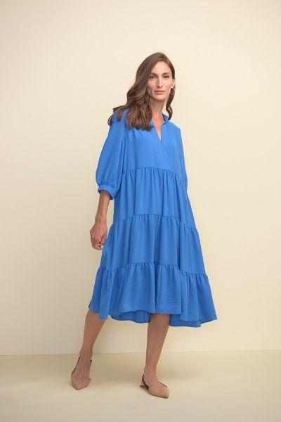 Joseph Ribkoff Aegan-Sea Dress Style 211488