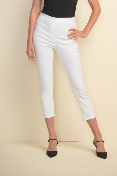 Joseph Ribkoff White Pants Style 211493
