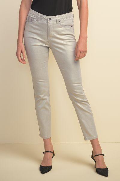 Joseph Ribkoff Light Gold Pant Style 211913