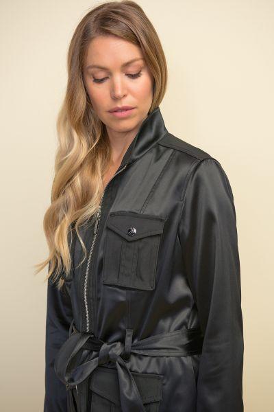 Joseph Ribkoff Black Jacket Style 211947