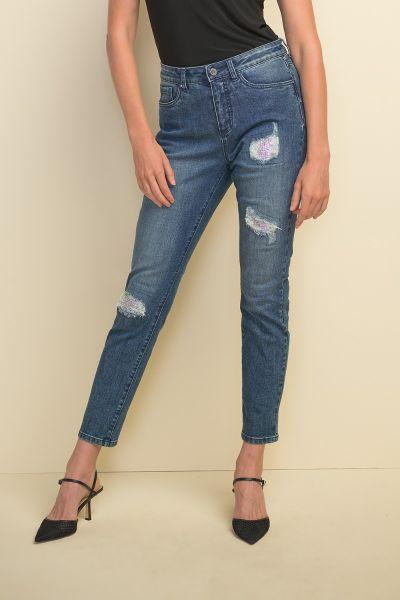 Joseph Ribkoff Blueberry Pant Style 211975