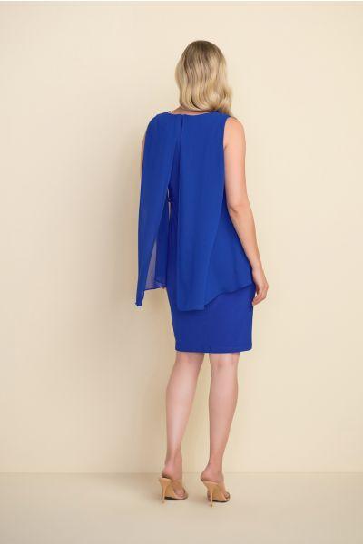 Joseph Ribkoff Royal Dress Style 212057