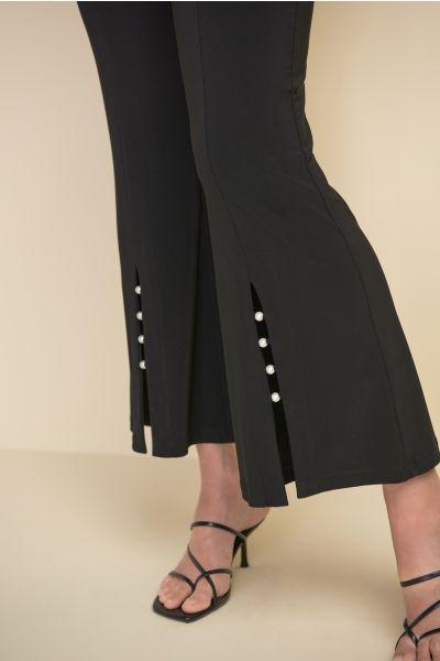Joseph Ribkoff Black Pant Style 212197