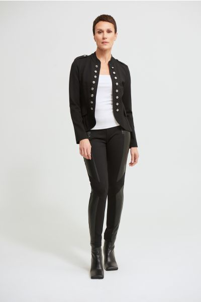Joseph Ribkoff Black Jacket Style 213056