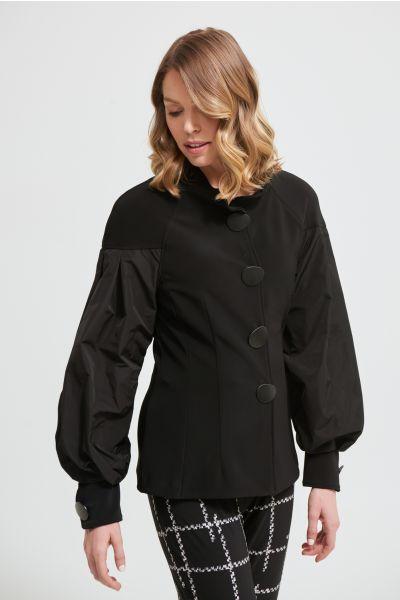 Joseph Ribkoff Black Jacket Style 213315