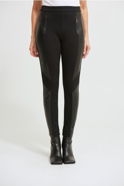 Joseph Ribkoff Black Pants 213385