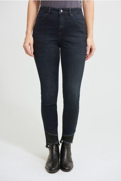 Joseph Ribkoff Indigo Slim Leg Jeans  Style 213987