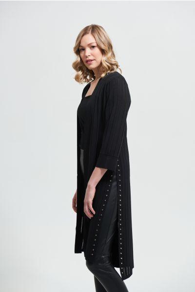 Joseph Ribkoff Black Cardigan Style 213995