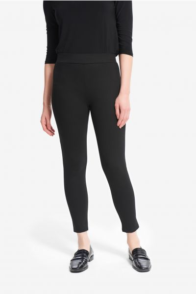 Joseph Ribkoff Black Pull-On Legging Style 214279