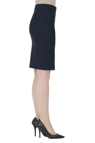 Joseph Ribkoff Midnight Blue Skirt Style 32330G