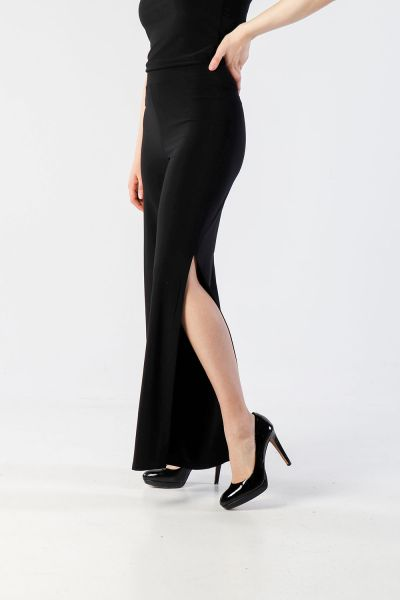 Joseph Ribkoff Black Pant - Style 203177 - main