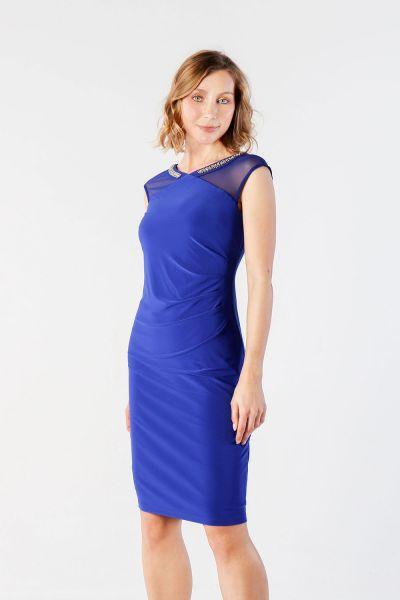 Joseph Ribkoff Royal Dress Style 201004 - 1