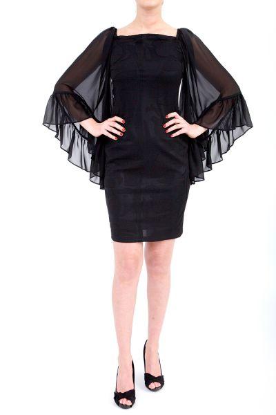 Joseph Ribkoff Black Dress Style 182497