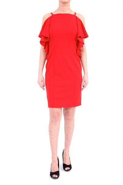 Joseph Ribkoff Red Dress Style 181411