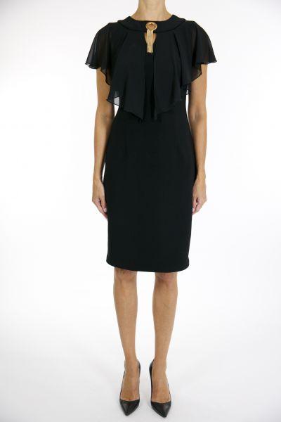 Joseph Ribkoff Black Dress Style 164268