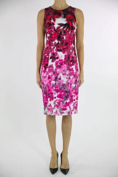 Joseph Ribkoff Pink/Multi Dress 163692