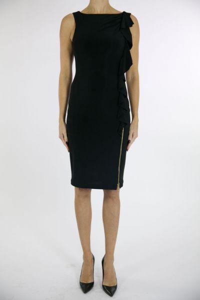 Joseph Ribkoff Black Dress Style 171017