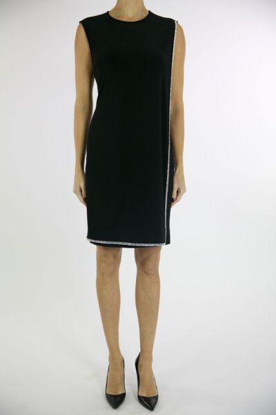 Joseph Ribkoff Black Dress Style 163022