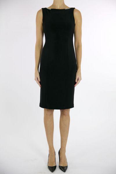 Joseph Ribkoff Black Dress Style 171009