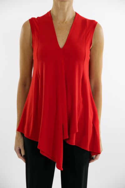 Joseph Ribkoff Top Style 161060 - Red