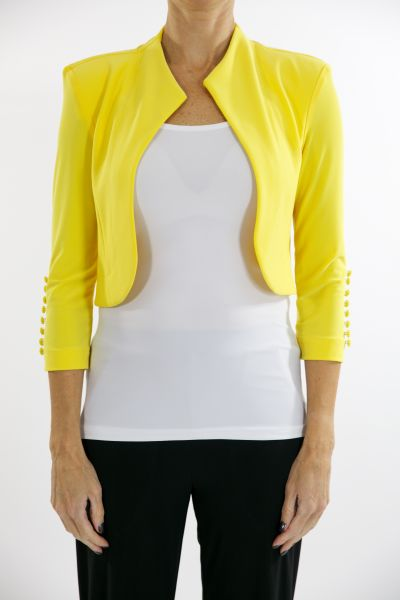 Joseph Ribkoff Cover Up Style 32083S - Yellow