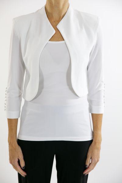 Joseph Ribkoff Cover Up Style 32083S - White