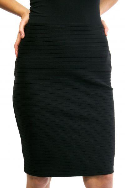 Joseph Ribkoff Skirt Style 161315 - Black