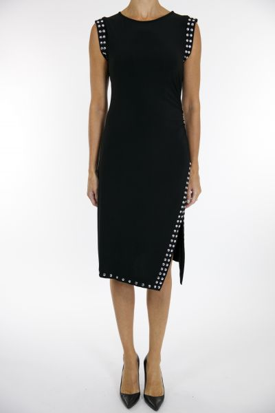 Joseph Ribkoff Black Dress Style 152008S
