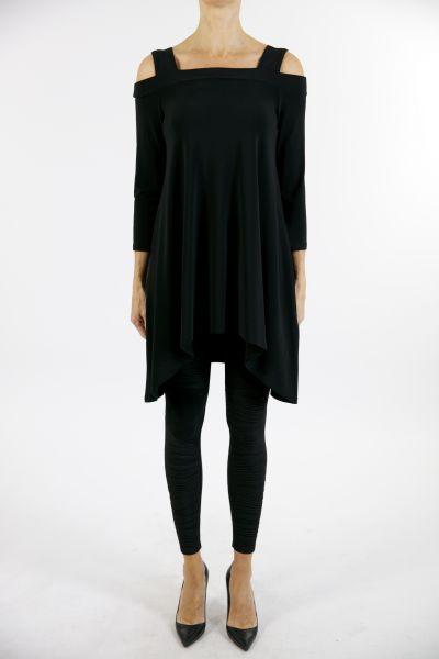 Joseph Ribkoff Tunic Black Style 163067